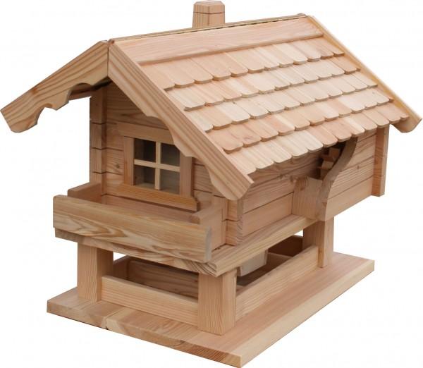 Vogelfutterhaus Mühle