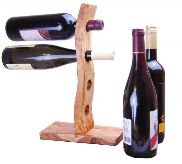 Flaschenständer Vierfach