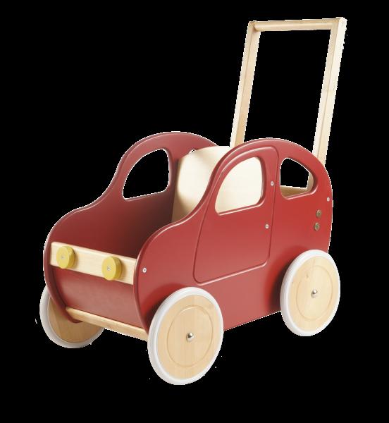 Puppenwagen Auto