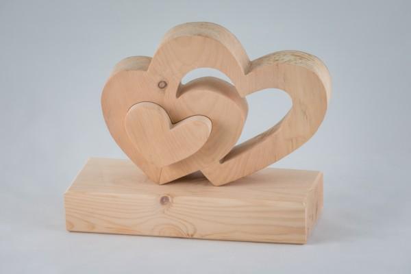 Verbundene Herzen 2