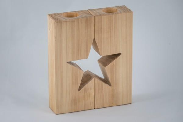 Stern Kerzenhalter