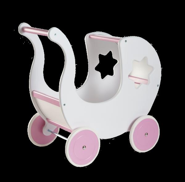 Puppenwagen Stern