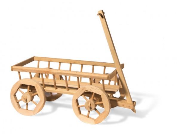 Leiterwagen Deko